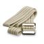 Medline Washable Cotton Gait Belts MEDMDT821203L