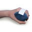 Medline Grip, Palm, Terry, with Elastic Strap, 2.5x4.5