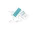 Medline Holder, Limb, Disposable, Breathable Foam, 6 Pair Box MEDNON243074P