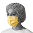 Medline Isolation Face Masks with Earloops MEDNON27110