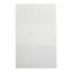 Medline Bag, Zip, White Write-On Block, 6x9, 2Mil MEDNONZIP69