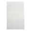 Medline Bag, Zip, White Write-On Block, 6