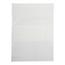 Medline Bag, Zip, White Write On Block, 8x10, 2Mil MEDNONZIP810