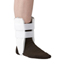 Medline Air and Foam Stirrup  Ankle Splints-White-Universal MEDORT27200