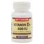 Medline Generic OTC Vitamin D, 400 Indiv Units Tablets, 100 Bt MEDOTC55881