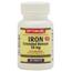 Medline Generic OTC Iron, Extended Release Tab, 60 per Bottle (Compare to Slow Fe) MEDOTC700002N