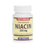 Medline Generic OTC Niacin Tr, Tabs, 250 Mg, 100 Bt (Niacin Tablets) MEDOTCS0766C2