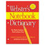 Merriam Webster Merriam Webster Notebook Dictionary MERFSP0566