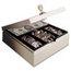 MMF Industries STEELMASTER® by MMF Industries Locking Heavy-Duty Steel Drawer Safe MMF227107003