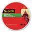 3M Scotch® Permanent High-Density Foam Mounting Tape MMM110LONG