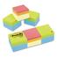 3M Post-it® Mini Cubes MMM20513PK