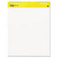 3M Post-it® Easel Pads Super Sticky Self-Stick Easel Pads MMM559