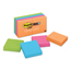 3M Post-it® Pads in Rio de Janeiro Colors MMM6228SSAU