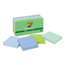 3M Post-it® Recycled Notes in Bora Bora Colors MMM65412SST