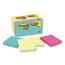 3M Post-it® Notes Original Pads Assorted Value Packs MMM654144B