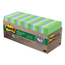 3M Post-it® Recycled Notes in Bora Bora Colors MMM65424SSTCP