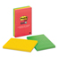3M Post-it® Pads in Marrakesh Colors MMM6603SSAN