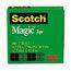 3M Scotch® Magic™ Office Tape MMM810121296