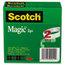 3M Scotch® Magic™ Office Tape MMM8102P3472