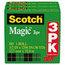 3M Scotch® Magic™ Office Tape MMM810H3