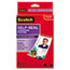 3M Scotch® Self-Sealing Laminating Pouches MMMLS852G