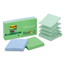 3M Post-it® Pop-up Recycled Notes in Bora Bora Colors MMMR3306SST