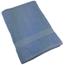 Monarch Brands 36 x 68 15LB Beach Towel, Blue, 1 Dozen MNBBEACH - BLUE