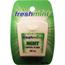 New World Imports Dental Floss Freshmint Waxed 100 Yard Mint MON10721700