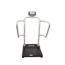 Health O Meter Platform Scale Health O Meter® Digital, LCD 1,000 lbs (454 kg). Battery or 120 VAC Adapter MON11013700