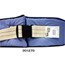 Skil-Care Chair Waist Belt Restraint One Size Fits Most Side-Release Buckle MON12703000