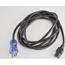 Physio Control AC Power Cord Assembly LifePak® 20 Lifepak 20 Defibrillator / Monitor MON15142500