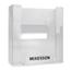 McKesson Glove Box Dispenser Horizontal or Vertical Mount 3-Box Clear 3-1/8 X 10-1/4 X 15-1/4 Inch Plastic MON16661301