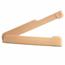 Convatec Tail Closure Clamp ConvaTec® Flexible Plastic, 10EA/BX MON17564960