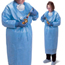 Medtronic Chemotherapy Procedure Gown ChemoBloc Light Blue XL Adult Knit Cuff Disposable MON28751100