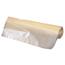 Colonial Bag Trash Liner Clear 20 to 30 Gallon 30 X 37 Inch, 25/RL 20RL/CS MON37104100