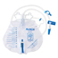 Teleflex Medical Urinary Drainage Bags Anti Reflux Sample Port Latex Bottom 2000cc Vented MON39001900