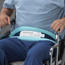 Posey Wheelchair Safety Belt One Size Fits Most Slide Buckle Fastening MON41353000