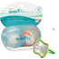 Evenflo Pacifier Bebek® 0 to 3 Months, 2EA/PK MON42161700