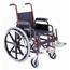 Merits Health Wheelchair Pediatric Padded Removable Desk Arm Mag Black 14