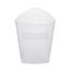 McKesson Triangular Graduated Container Medi-Pak® Polypropylene Without Lid 32 oz., 20EA/PK 10PK/CS MON47362902