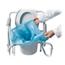 Cleanwaste Sani-Bag+® Commode Liner, 50EA/CS MON54504100