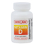 McKesson Vitamin D Supplement 400 IU Tablets, 100EA per Bottle MON60872700