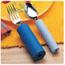 Sammons Preston Padding 3/8 X 1-3/8 Inch, Blue, Foam MON62524000