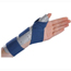 DJO Thumb Splint ThumbSPICA® Thumb Spica Foam / Cotton-Terry Left Hand Blue / Gray Large / X-Large MON71183000