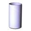 SDI Diagnostics Peakflow Mouthpiece Spirotube Disposable, White, Cardboard, Type A Peakflow Meters MON71863905