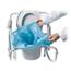 Cleanwaste Sani-Bag® Commode Liner, 12EA/PK MON72071200