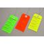 Elkay Plastics Equipment Tags 2-5/16 X 4-3/4 Inch Multi, 750EA/CS MON76503200