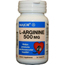 Major Pharmaceuticals L-Arginine Supplement 500 mg Strength Tablet 50 per Bottle MON76742700