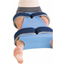 DJO Hip Abduction Pillow Small Hook and Loop Strap Closure MON79733000