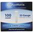 Agamatrix Wavesense® Keynote Lancets 33G MON80052400